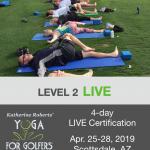 YFG Level 2 Instructor Certification