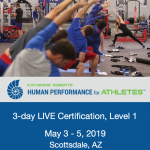 Katherine Roberts' Human Performance for Sports, Level 1 Certification
