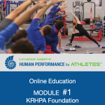 Katherine Roberts' Human Performance for Athletes Online Education, Module 1